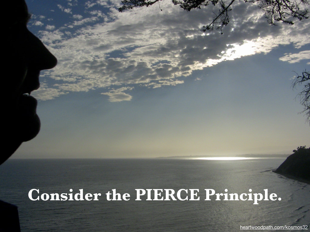 picture-of-life-coach-don-pierce-saying-Consider the PIERCE Principle