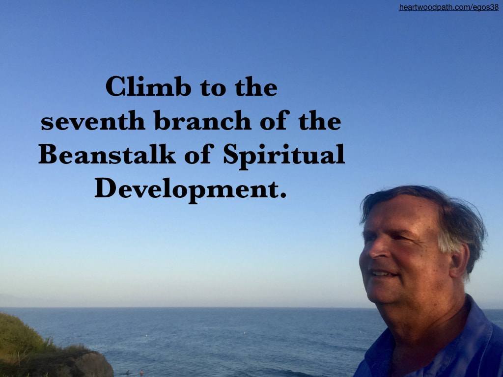 picture-life-coach-don-pierce-saying-Climb to the seventh branch of the Beanstalk of Spiritual Development