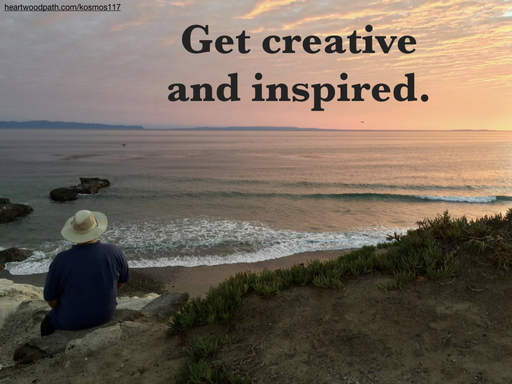 picture-life-coach-don-pierce-saying-Get creative and inspired