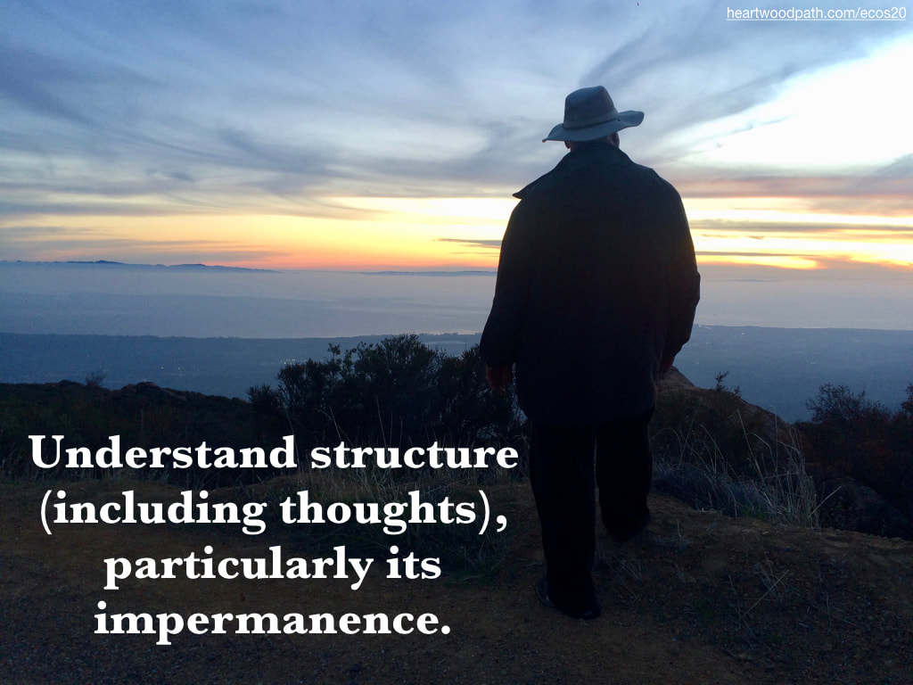 picture-don-pierce-life-coach-saying-Understand structure (including thoughts), particularly its impermanence