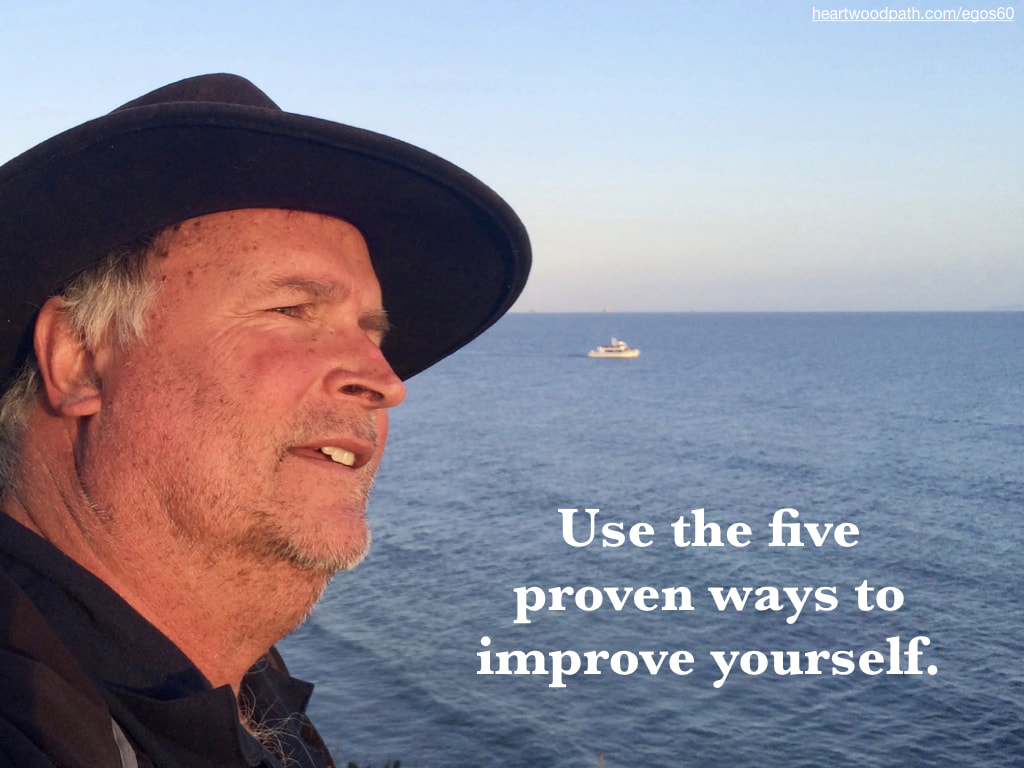 picture-don-pierce-life-coach-saying-Use the five proven ways to improve yourself